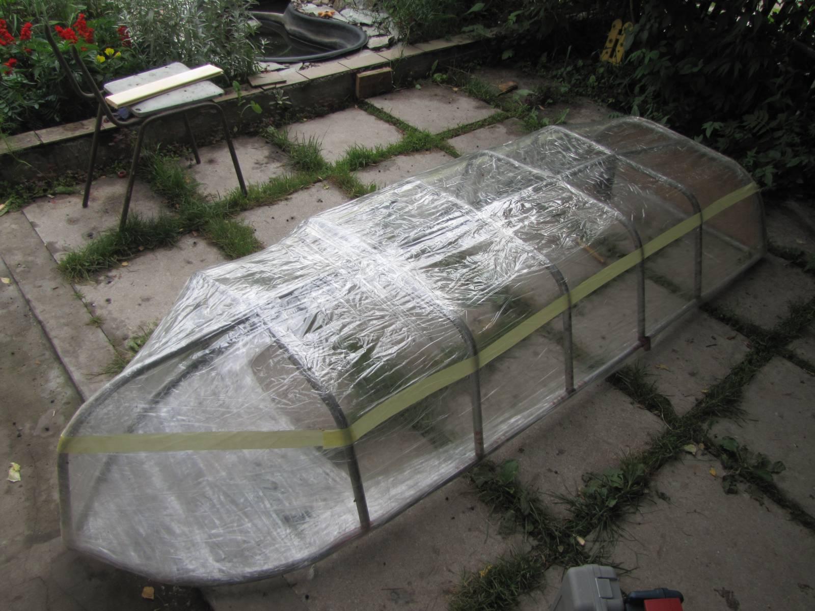 Лодка своими руками из стеклоткани